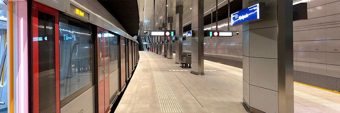 Metro de Ámsterdam