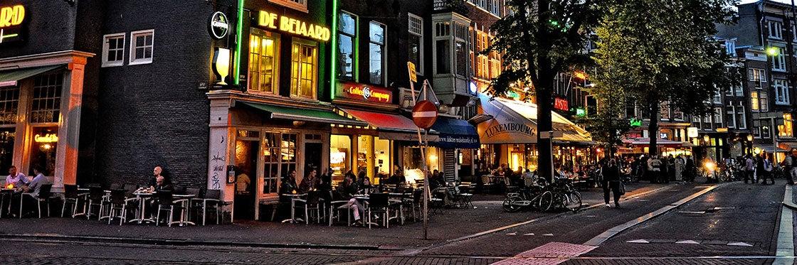 Spui in Amsterdam