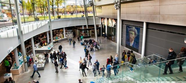 Entrada al Museo Van Gogh + Crucero por los canales