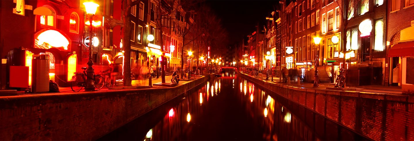 Guided Tour of the Red Light District