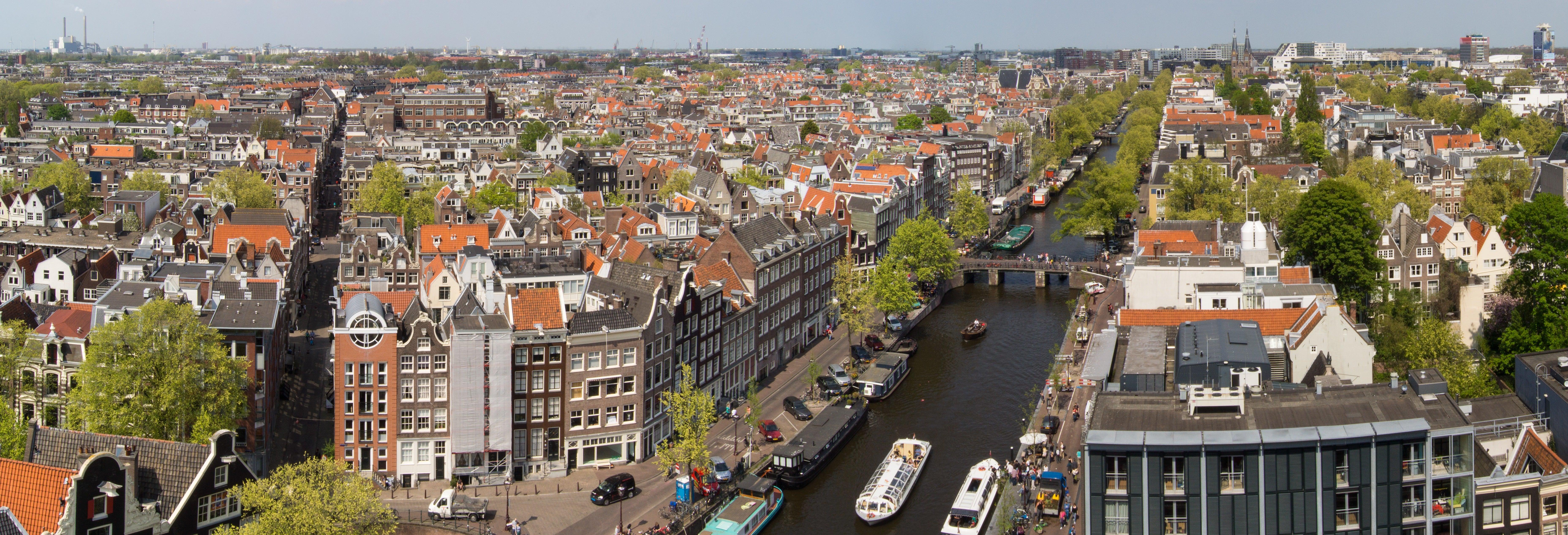 Tour da Anne Frank pelo bairro judeu