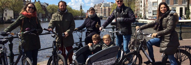 Tour en bicicleta por el barrio judío