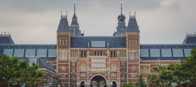 Museo Van Gogh, Rijksmuseum y crucero