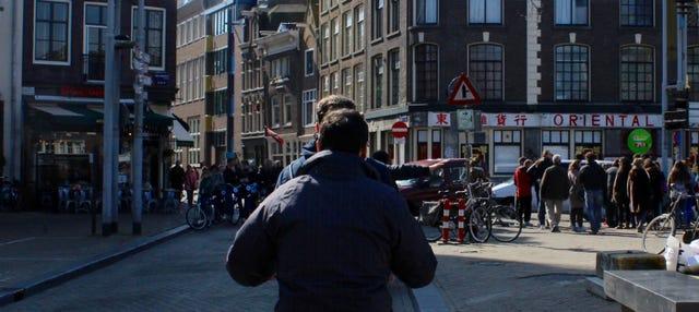 Tour privado por Ámsterdam en bicicleta