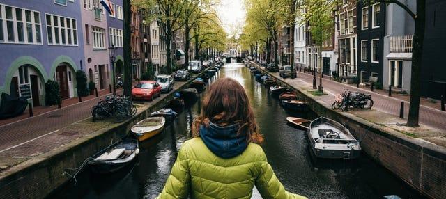 Tour privado por Ámsterdam con guía en español