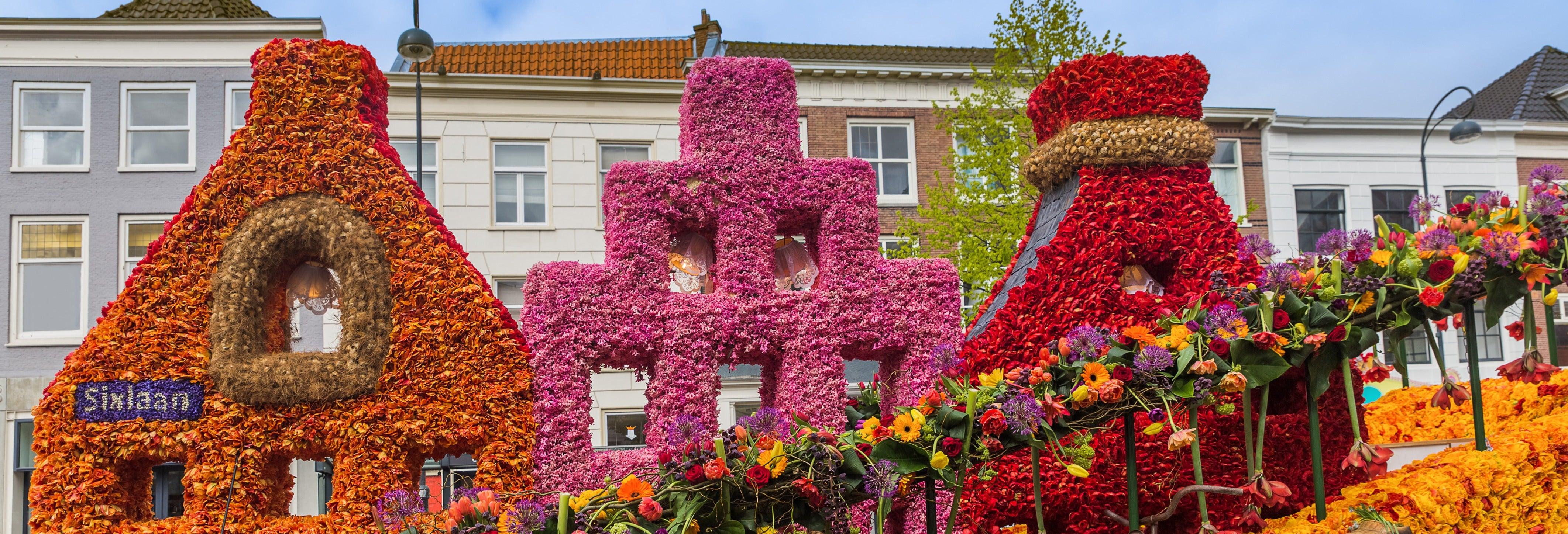 Visite à vélo dans Haarlem