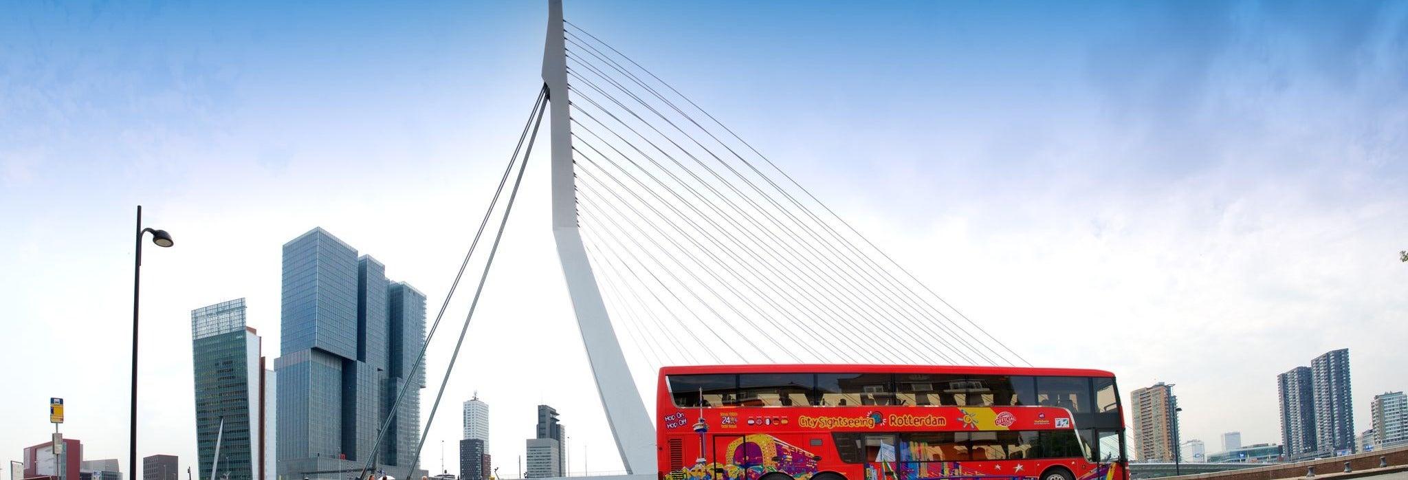 Ônibus turístico de Roterdã
