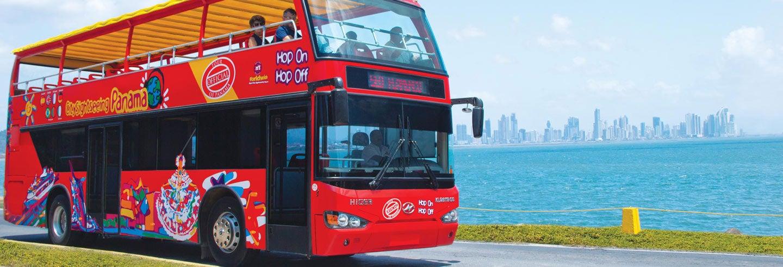 Autobus turistico di Panamá