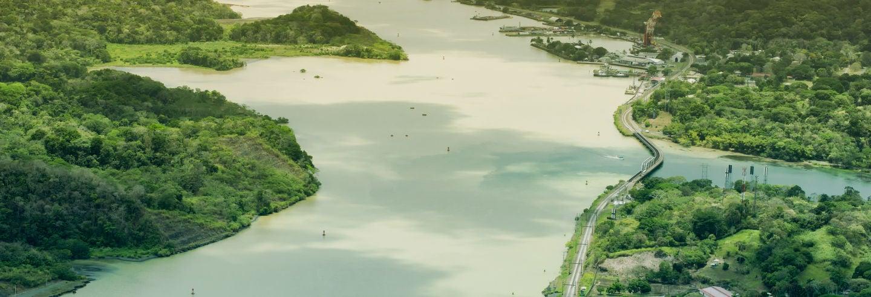 Excursión al Canal de Panamá y Lago Gatún
