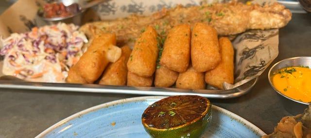 Tour gastronómico por Ciudad de Panamá