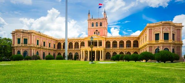 Tour privado por Asunción ¡Tú eliges!