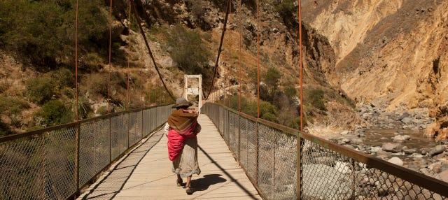 Trekking de 2 o 3 días por el Valle del Colca