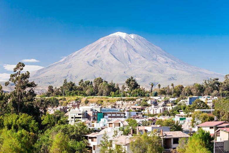 ,Excursión a la campiña de Arequipa,Tour por Arequipa