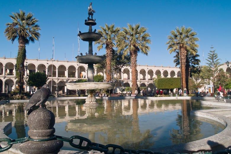 ,Monasterio de Santa Catalina,Tour por Arequipa