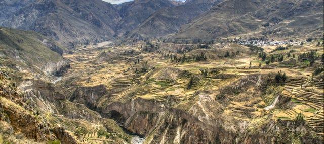 Tour di 2 giorni alla Valle del Colca e al Cruz del Cóndor