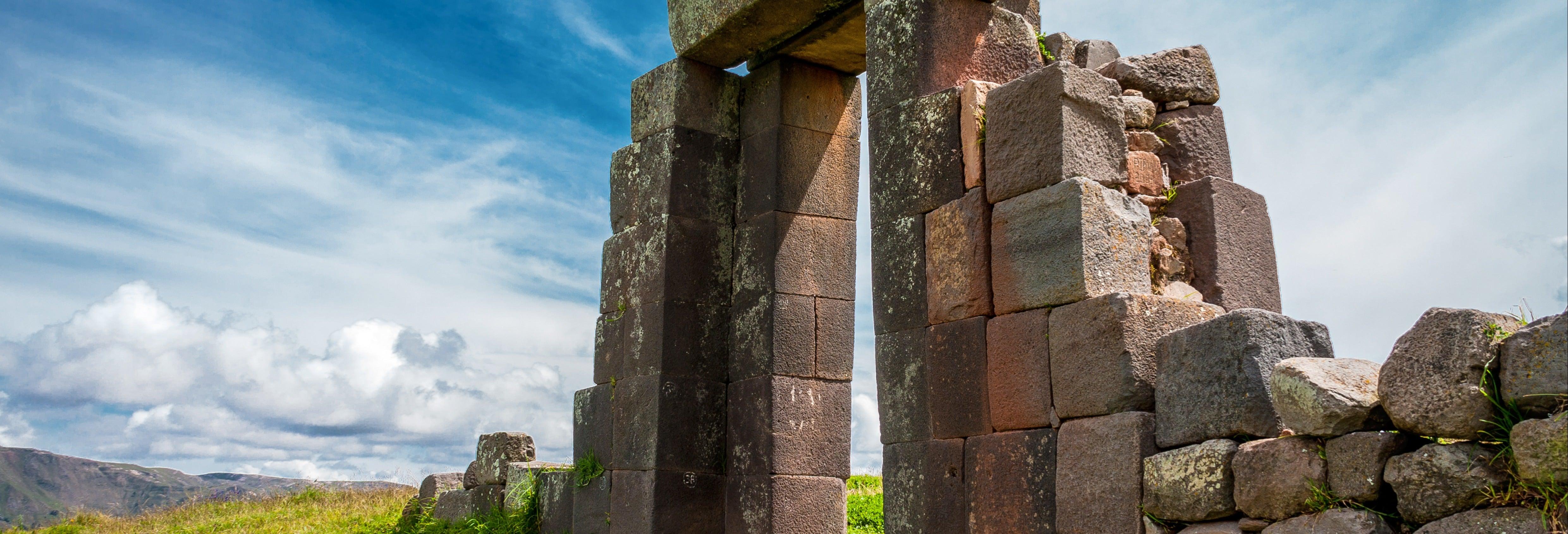 Excursion à Vilcashuaman et Pumacocha