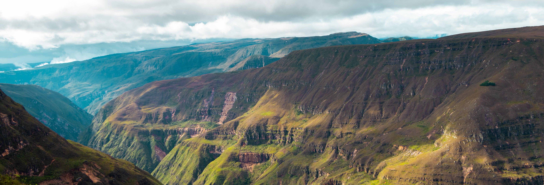 Excursión a Huancas y el cañón del Sonche