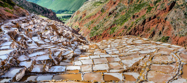 Tour en bicicleta o quad por Moray y las salineras de Maras