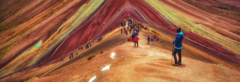 Cusco, Rainbow Mountain, and Machu Picchu 4-Day Tour