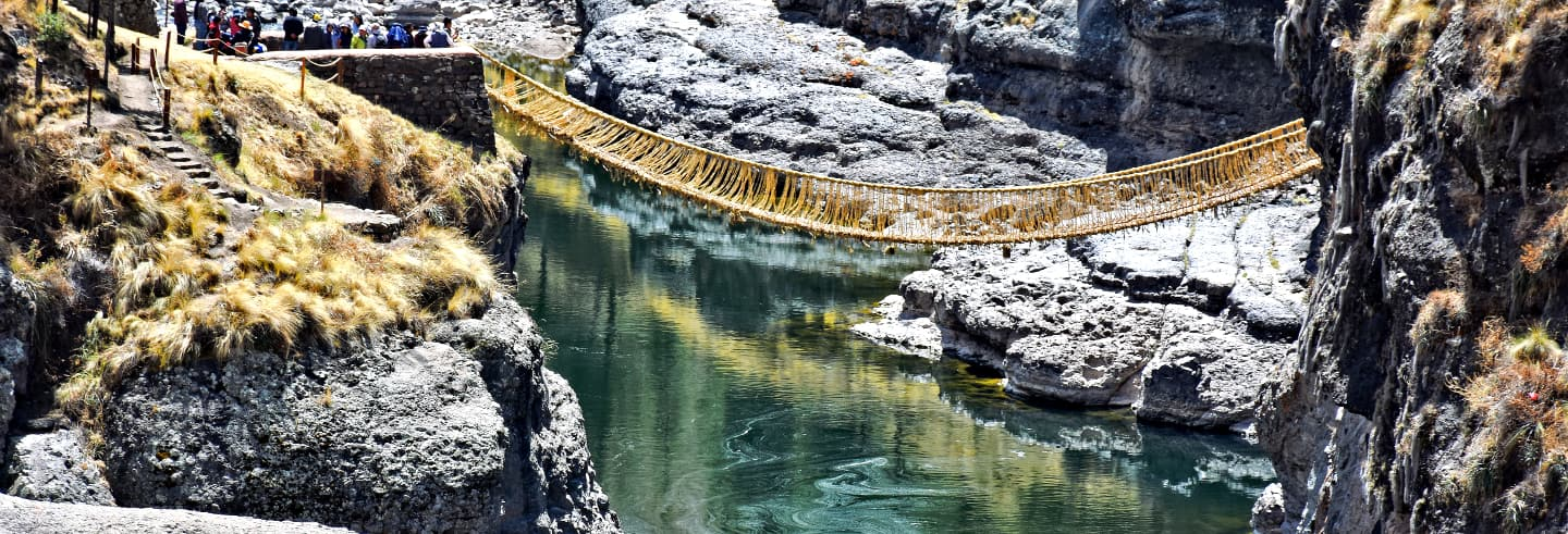 Inca Rope Bridge Tour