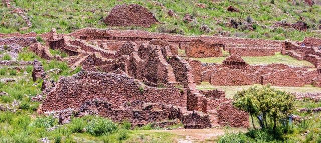 Escursione a Tipón, Pikillaqta e Andahuaylillas