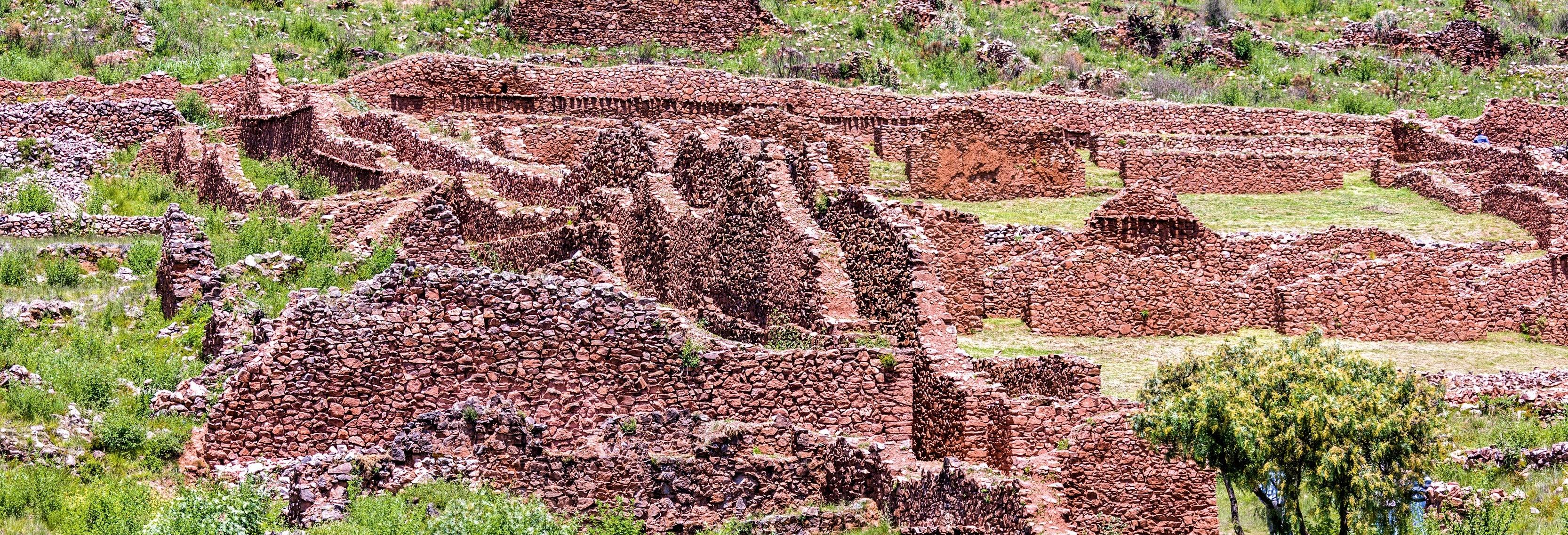 Excursão a Tipón, Pikillacta e Andahuaylillas