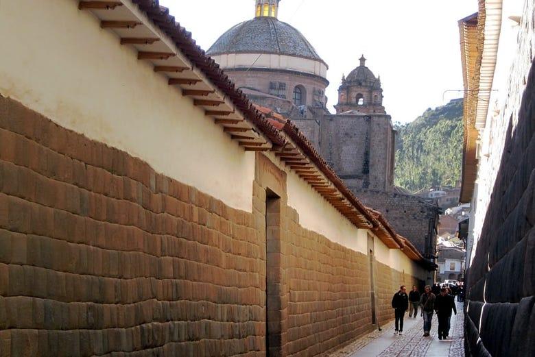 ,Tour por Cuzco,Cusco Tour,Visita a pie