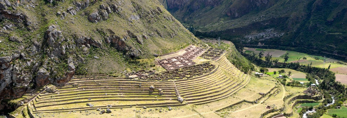 Grand circuit de 4 jours au Chemin de l'Inca