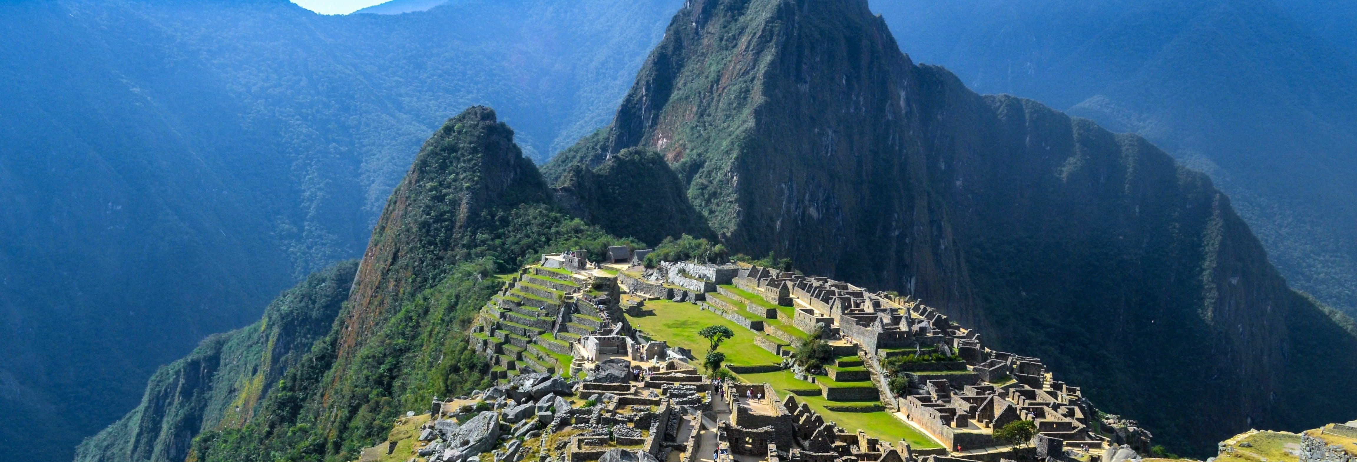 Ruta de 4 días por la selva inca