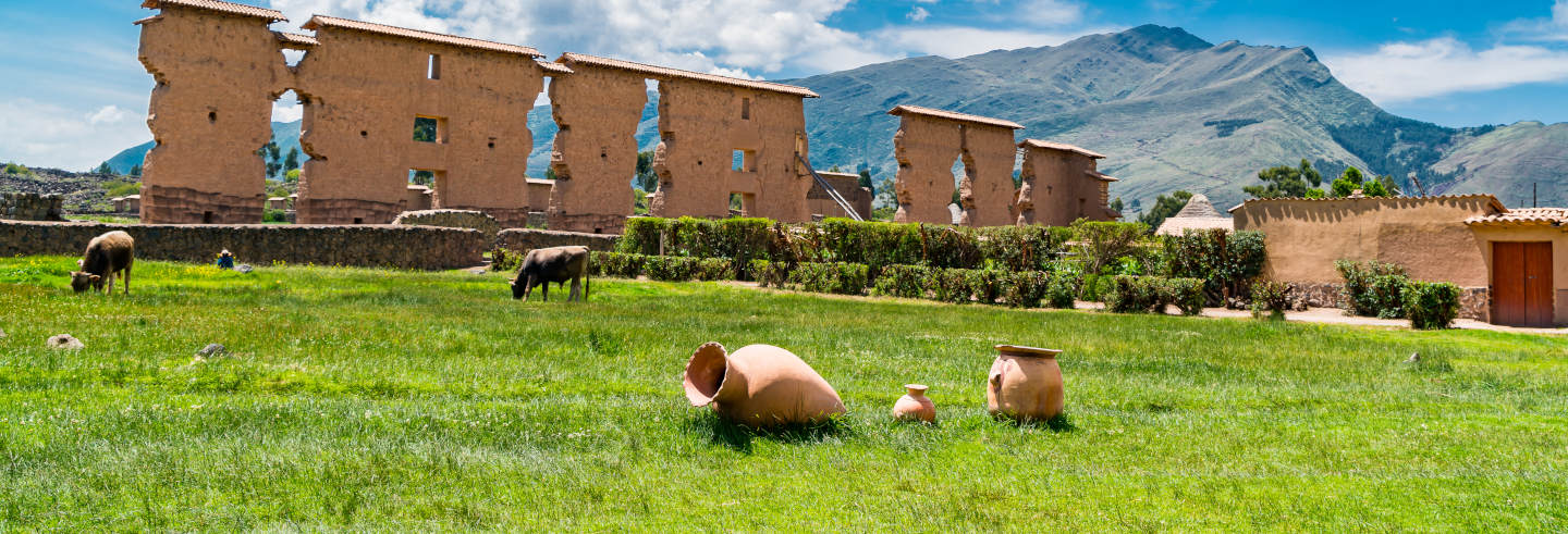 Ruta del Sol desde Cusco hasta Puno