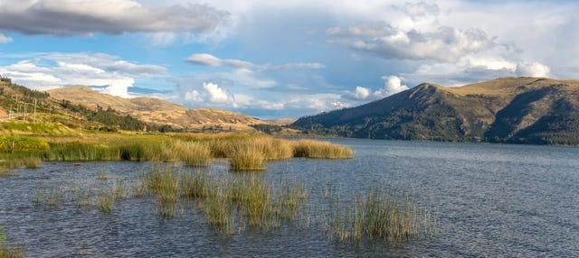 Tour por las cuatro lagunas andinas