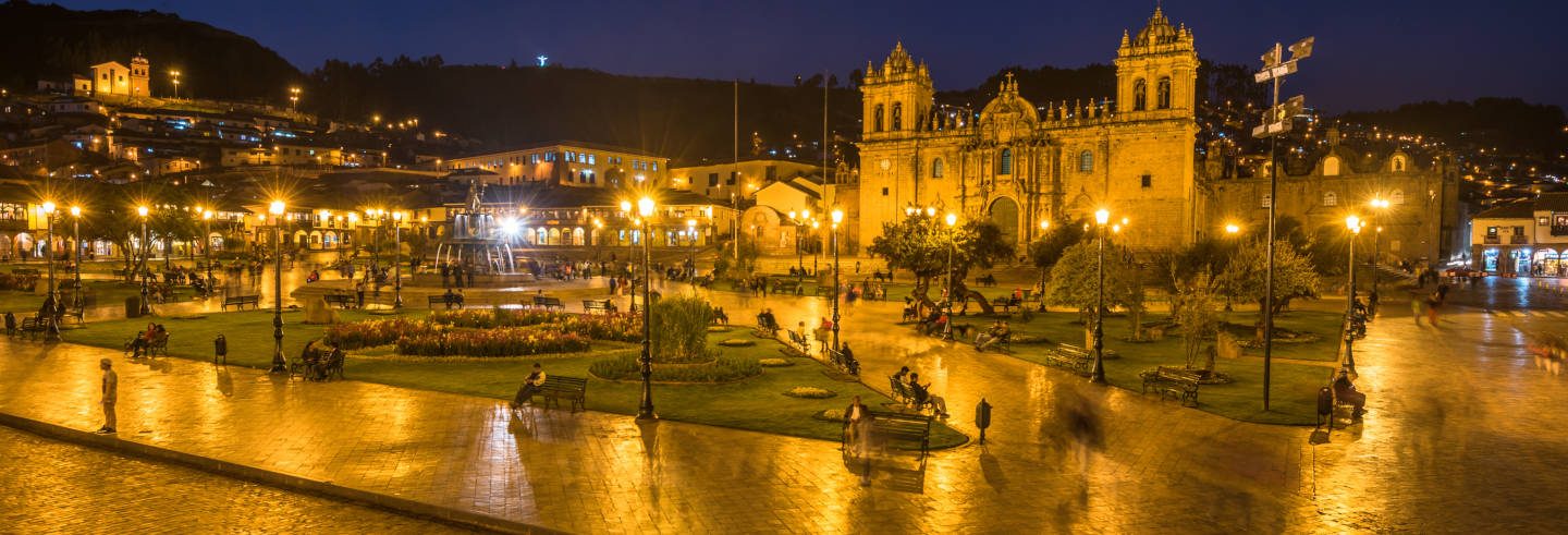Tour serale di Cusco