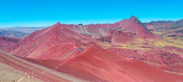 Tour en quad por la Montaña Arcoíris