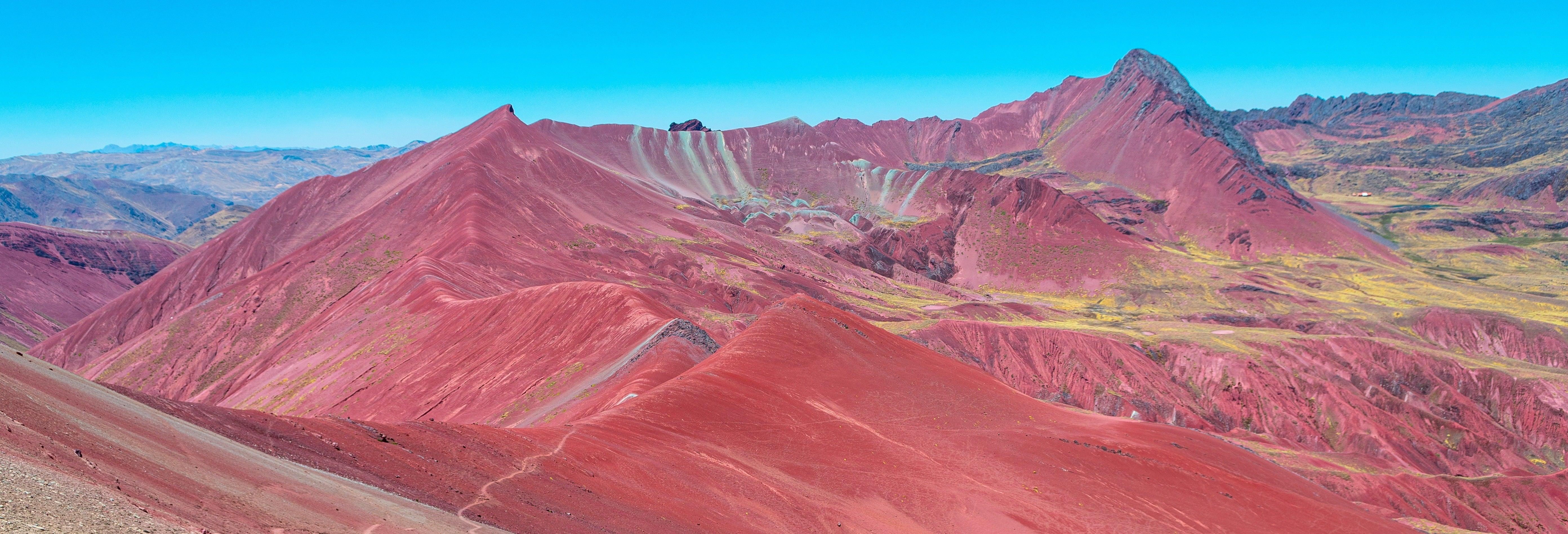 Tour della Montagna Arcobaleno in quad
