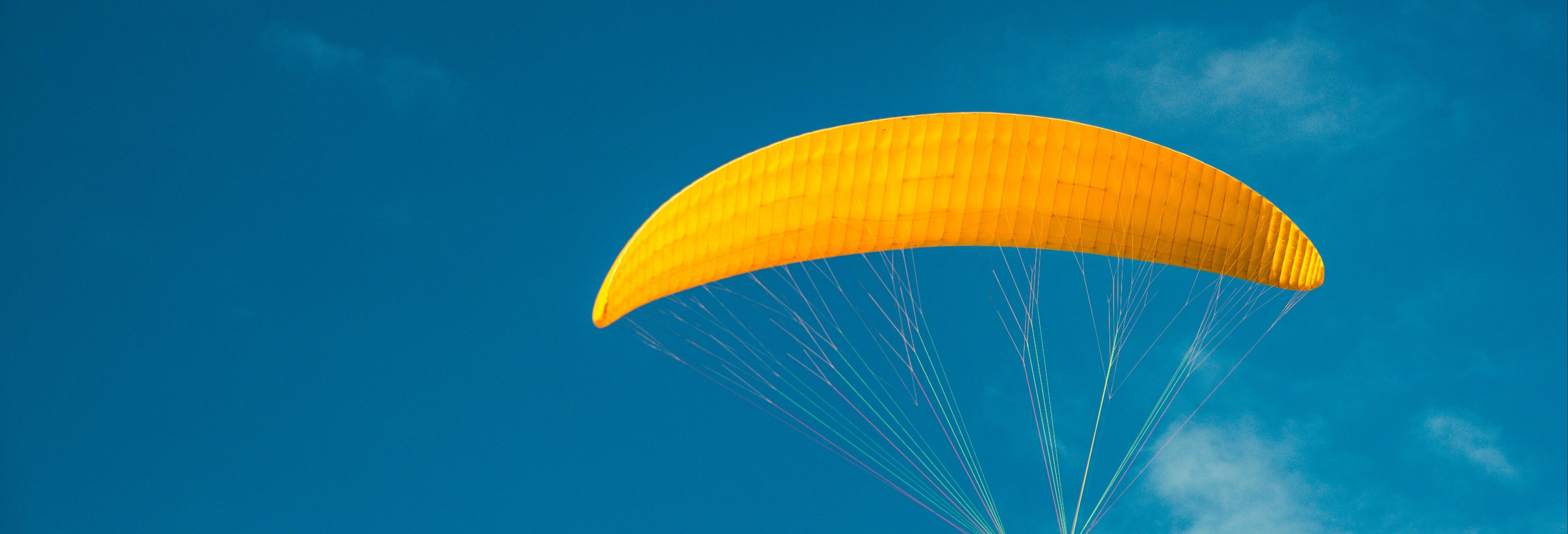 Vuelo en parapente por el Valle Sagrado de los Incas