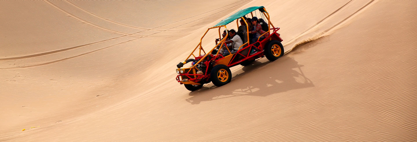 Tour del deserto di Huacachina in buggy