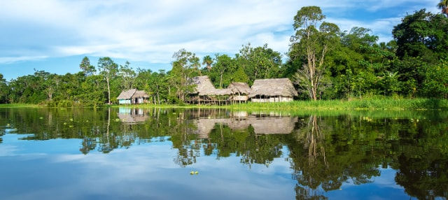 Tour de 2 días por el Amazonas