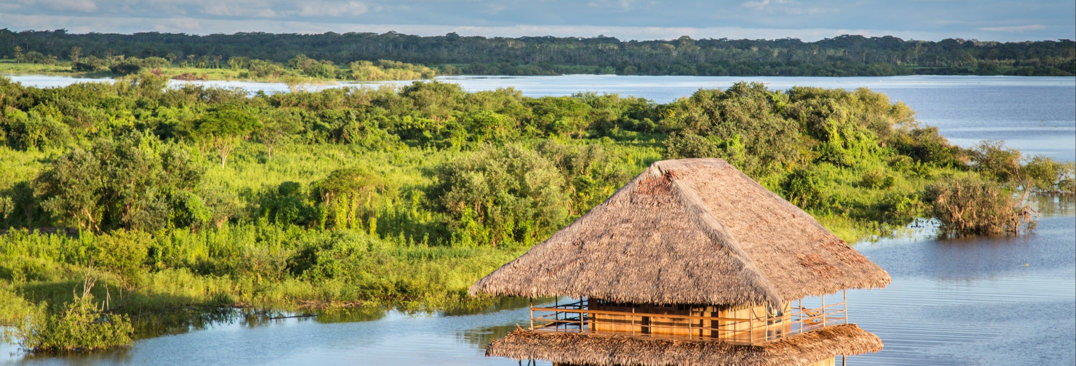 Excursion de 2 jours sur l'Amazone