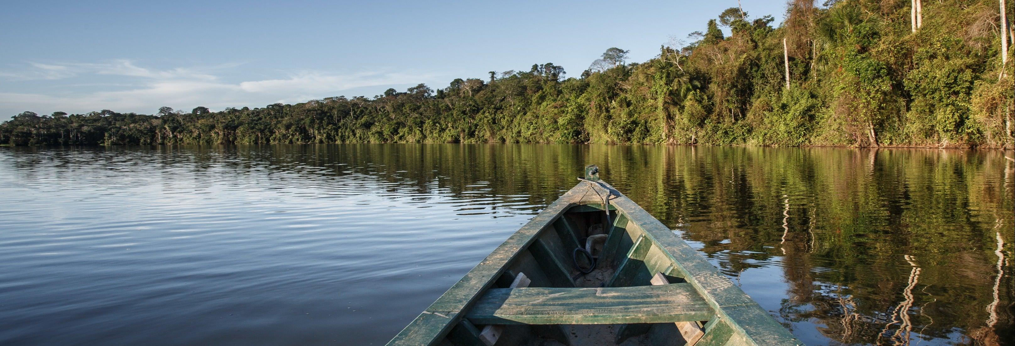 Tour de 5 días por el norte del Amazonas