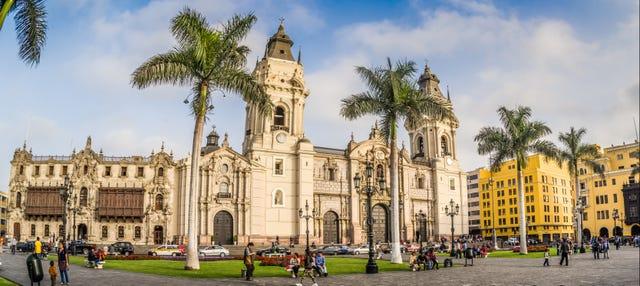 Free tour por Lima ¡Gratis!
