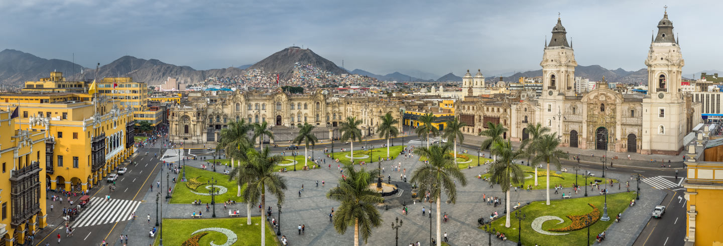 Free Walking Tour of Lima