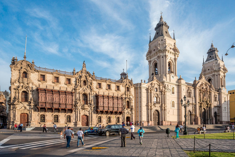 Visite privée dans Lima