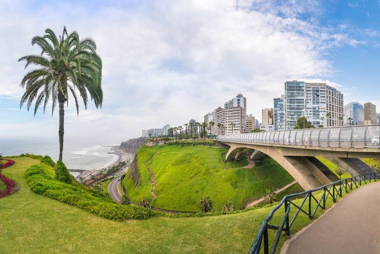 Free tour dans Lima. C'est gratuit !