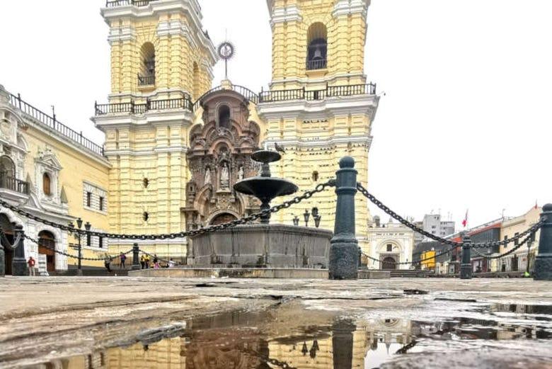 Visite photos dans Lima