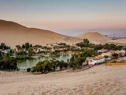 ,Excursión a las Líneas de Nazca,Recorrido aéreo