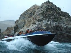 ,Crucero por Islas Palomino,Paseo en barco