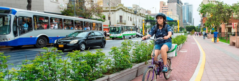 Tour en bicicleta por Miraflores