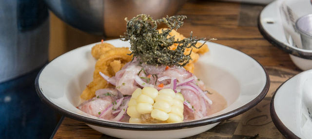 Tour gastronómico por Barranco