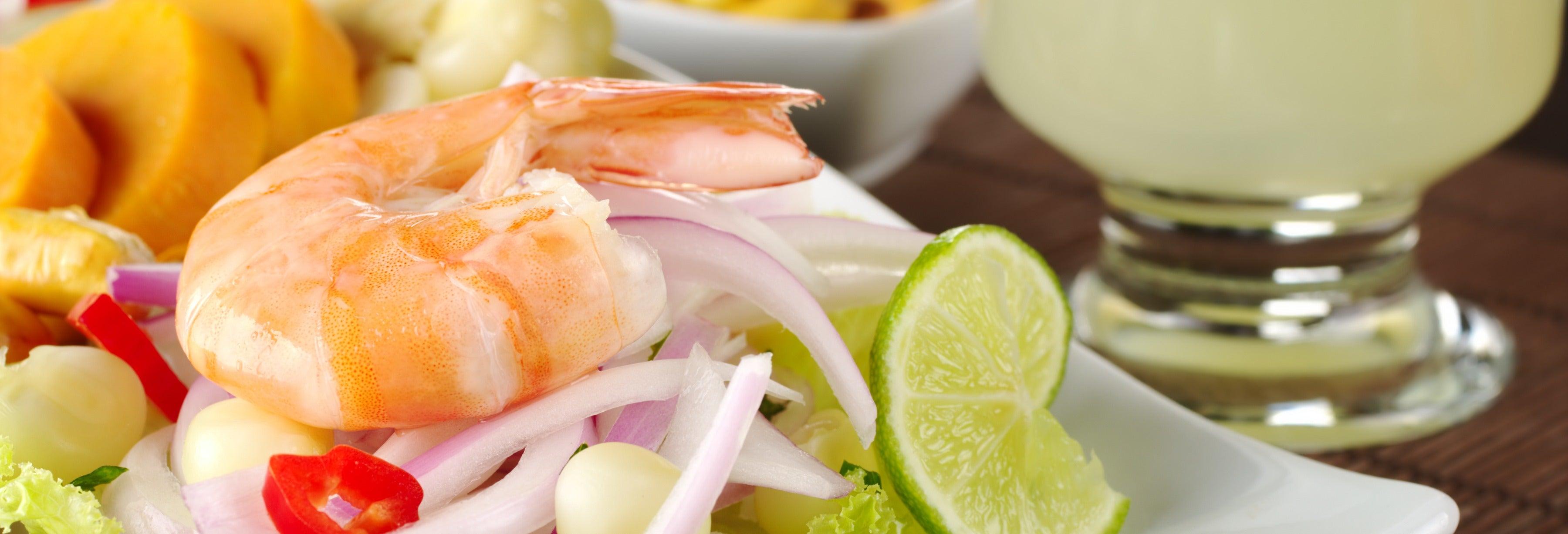 Tour gastronómico por Lima
