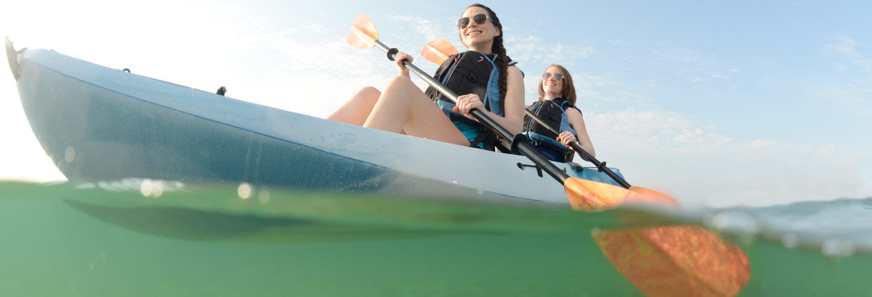 Tour en kayak por la Costa Verde de Lima